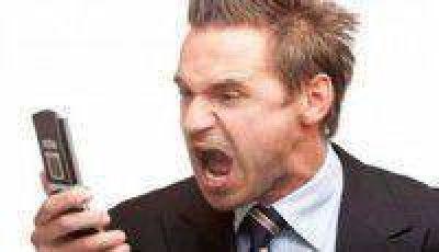 Legisladores manifestaron su descontento por el servicio de telefonía móvil
