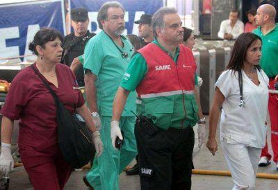 Duro relato de los médicos que asistieron a las víctimas