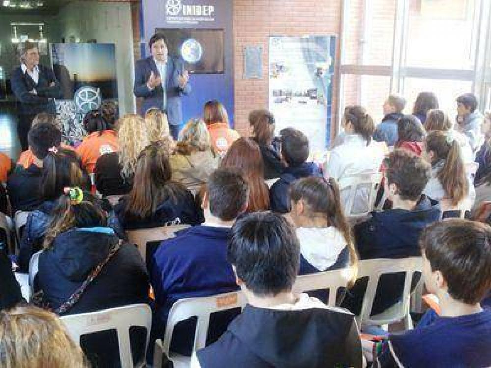 Chicos de 60 escuelas se forman con el programa Guardianes Ambientales