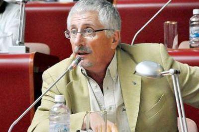 "Pedido de ""juicio político"" a Dufour"