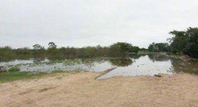 El río Paraguay llegó a los 7,87 metros en el Puerto de Formosa e ingresó en la etapa de alerta