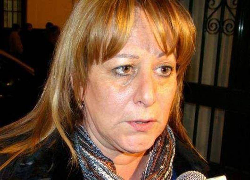 Ada Galfré denuncia que en el padrón aparece el nombre de desaparecidos de la dictadura