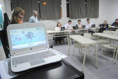 """Comenzó capacitación del programa """"Primaria Digital"""" para docentes de Río Gallegos"""