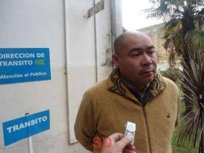 Carlos Quiroga: ''La prueba esta hecha y esta el ticket para comprobarlo''