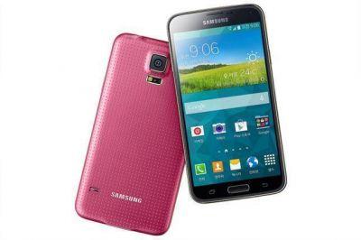 Samsung presentó un nuevo Galaxy S5 con pantalla de muy alta resolución