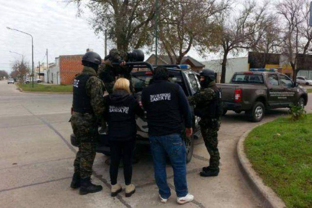 Detuvieron a dos personas en Rafaela por explotación sexual agravada