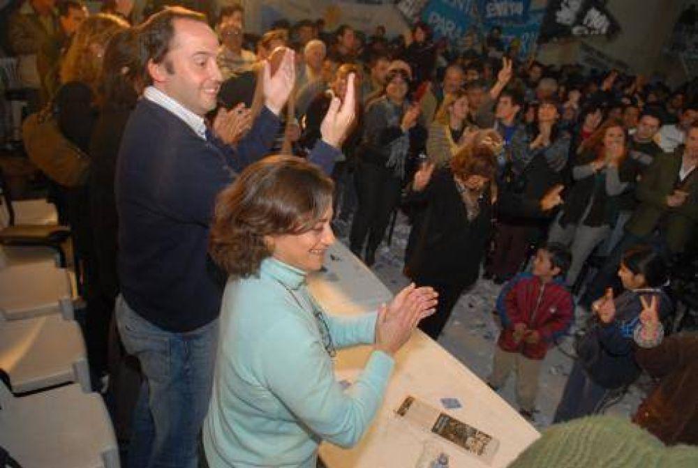 EL FV vaticinó el triunfo y fijó la mira en 2011