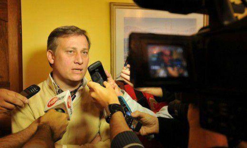 La UCR suspendió al intendente de Carlos Paz por su alianza con Juez
