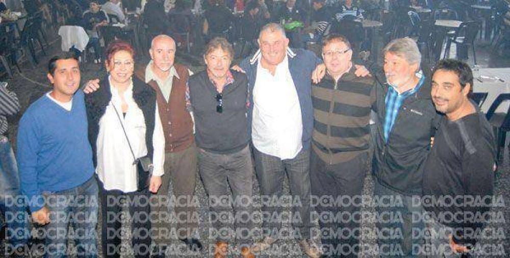 Conformaron una nueva CGT en Junín, liderada por Eduardo Diotti, de UOCRA