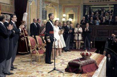 """Felipe VI afirmó que esta """"dispuesto a escuchar"""