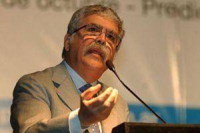 Julio De Vido disertará en el cierre del Foro Federal en Energía, Desarrollo Soberano y Políticas Públicas