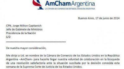 Empresarios de EE.UU. expresaron su voluntad de colaborar con Argentina