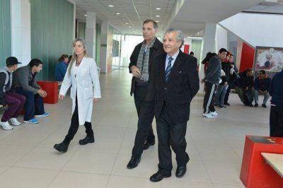 Malvinas Argentinas firmó un convenio educativo con la UCA