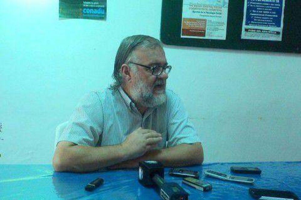 Continuidad del paro de la Conadu Histórica en Jujuy