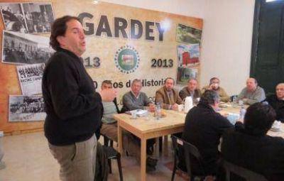 Con mucha expectativa, el tren turístico a Gardey se pondría en marcha a partir del receso invernal