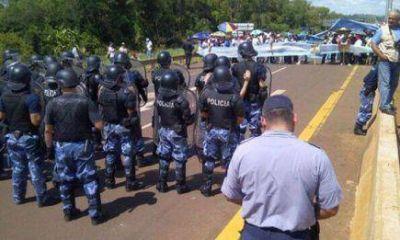 """Ley Antipiquetes: """"No pretende regular, sino anular el derecho a la protesta"""""""
