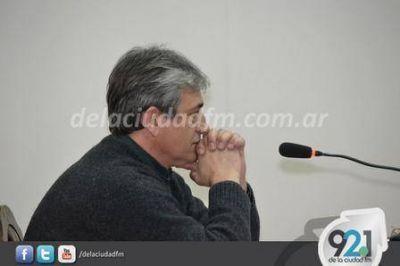 El concejal del Frente Renovador volvió a reclamar por descentralizar los trámites del DNI