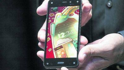 Amazon lanzó su teléfono inteligente y ahora sale a competir con el iPhone