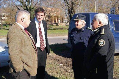 Se inauguró el Comando de Prevención Comunitaria Luján