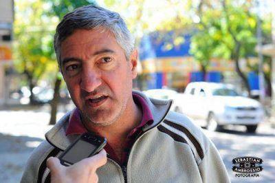 """Oscar Albini, de la UCR: """"Pedimos que el estacionamiento medido no se aplique los sábados"""""""