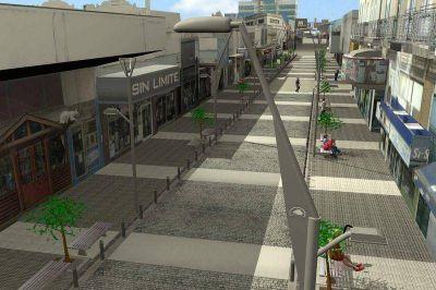 El Concejo Deliberante avalar� la construcci�n del �Centro Comercial a Cielo Abierto�