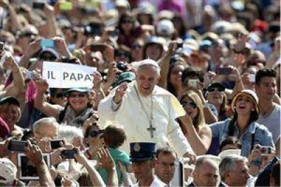 El papa Francisco condenó la legalización de la marihuana
