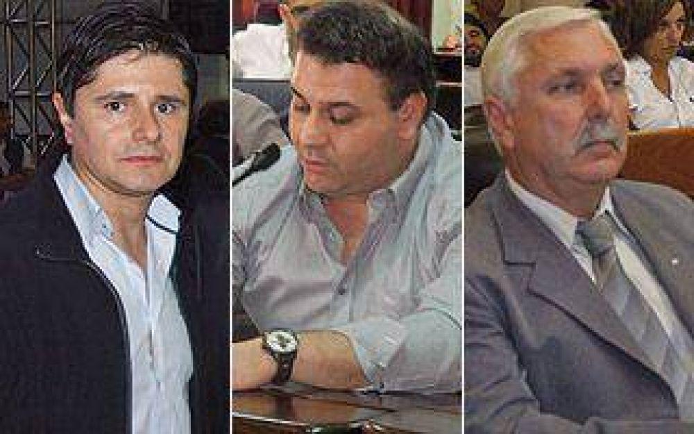 El FR se dividió en los concejos de Lanús y San Vicente