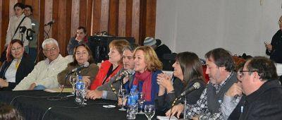 Exitoso plenario de mujeres dirigentes del Grupo San Martín en General Villegas