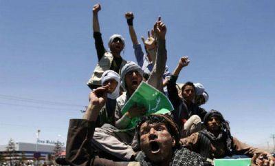 Afganos protestan por presunto fraude electoral