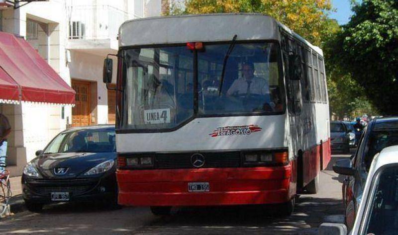 La UTA amenazó con paro en el transporte urbano de pasajeros