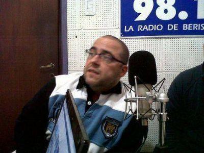 """Ruiz: """"Estamos convencidos de que somos una tercera alternativa dentro del PJ/FpV"""""""