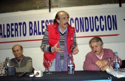 Se presentó el Frente de Agrupaciones Peronistas para la Victoria