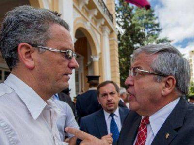 Del Plá se defenderá de la acusación de Godoy