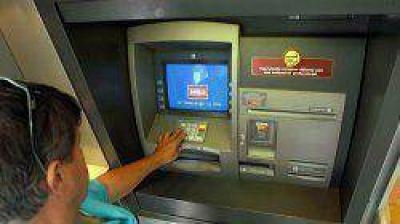 El transporte de caudales, de paro: podrían faltar billetes en los cajeros