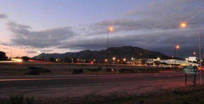 Poggi anunció la construcción de una obra vial estratégica en la ciudad de San Luis