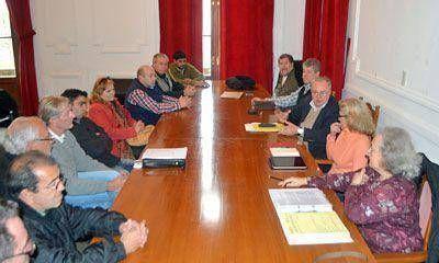 Investigación sobre agroquímicos: reunieron a delegados de los pueblos