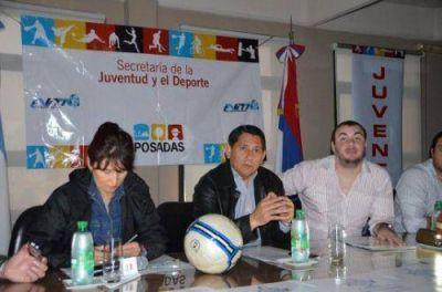 """Presentaron los Juegos Culturales y Deportivos """"Evita 2014"""""""