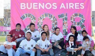 La Ciudad presentó al seleccionado de Fútbol Inclusivo