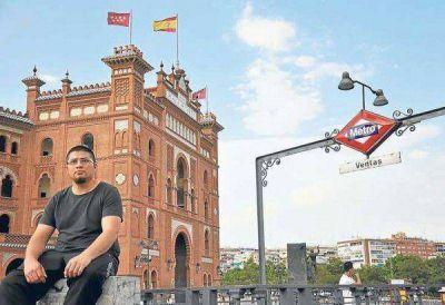 La historia del santiague�o, al que los espa�oles calificaron de Al Qaeda