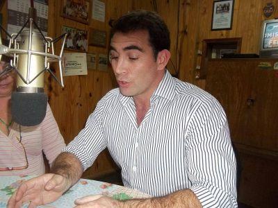 Patricio Hogan y un descargo por radio
