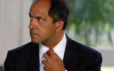 Era hora: Scioli se pone al hombro la Ciudad Judicial