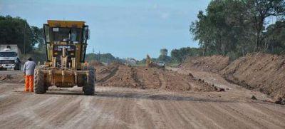 Vialidad Provincial realiza trabajos de reparación en rutas 4 y 7