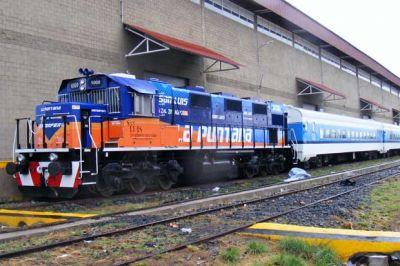 Una empresa cordobesa operará la locomotora