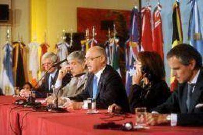 Argentina asumió la presidencia del grupo multilateral de proveedores nucleares