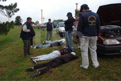 Elegir�n polic�as para la ex Drogas Peligrosas