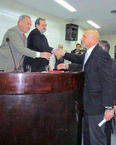 Asumió el nuevo Defensor del Pueblo de Quilmes