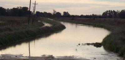 La situación hídrica sigue complicada