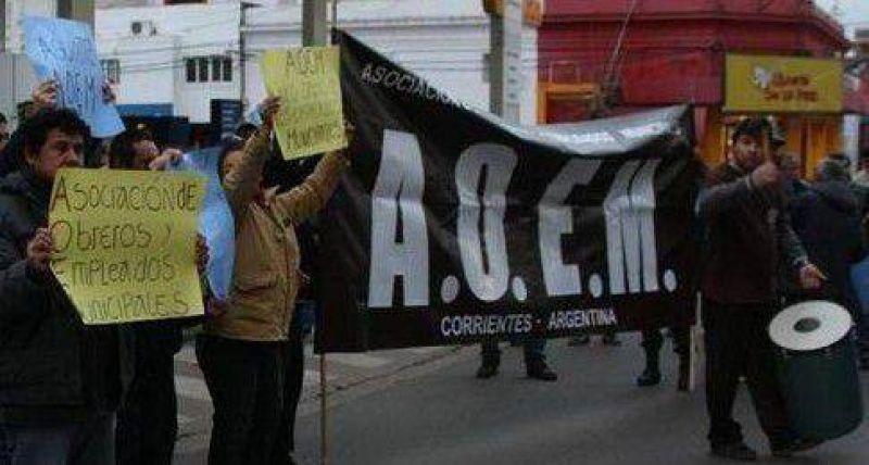 Capital: AOEM pide revisar política salarial para el segundo semestre