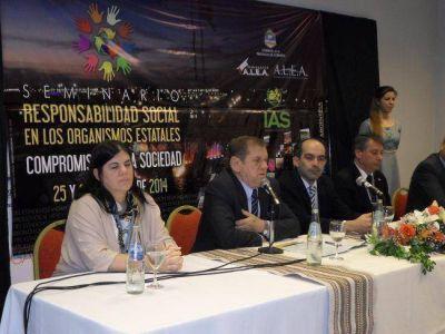 La Municipalidad firmó un convenio con el IAS para la recolección y depósito final de pilas