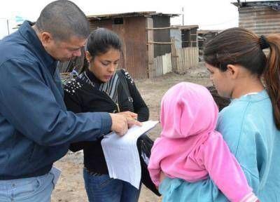 Damnificados por la inundación valoraron la asistencia y aseguraron estar